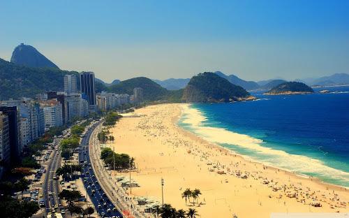 Copacabana - Rio - Brasil