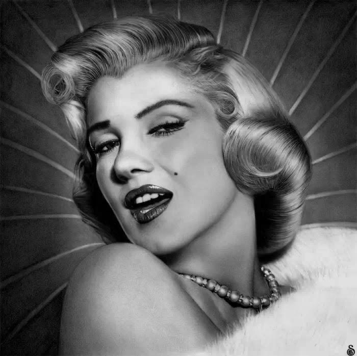 Портреты гламурных женщин