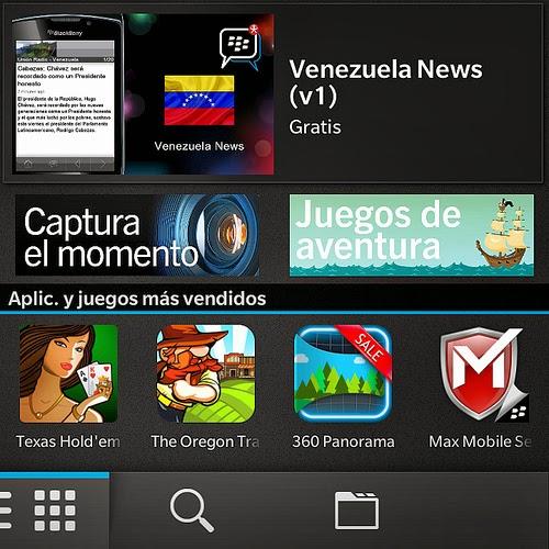 El año apenas comienza, y la tienda BlackBerry World de Venezuela lanzó nuevas y variadas aplicaciones para que disfrutes junto a tu familia y amigos desde tu Smartphone BlackBerry 10. Ahora tienes la posibilidad de leer tus libros favoritos online, compartir tus gustos con otros usuarios a través de redes sociales, disfrutar de divertidos juegos y potenciar las funciones de tu smartphone BlackBerry 10. Aprovecha la oportunidad y comienza con mucha energía este 2014 al ingresar con tu smartphone BlackBerry 10 a la tienda de Venezuela de BlackBerry World y descargar todas estas aplicaciones creadas para ti. 24symbols, un servicio