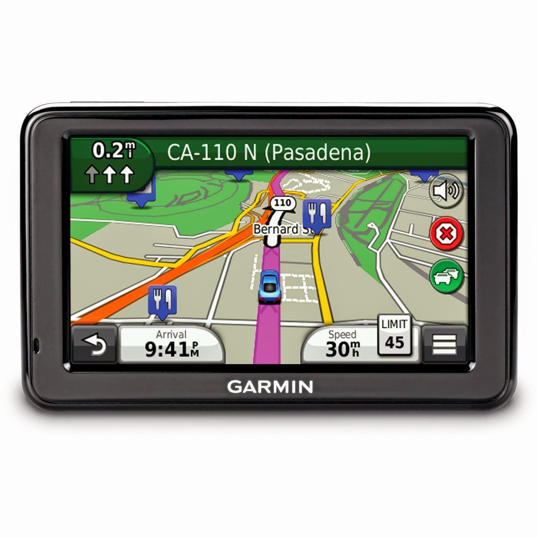 garmin nuevi 2495lmt 4 3 inch portable bluetooth gps navigator