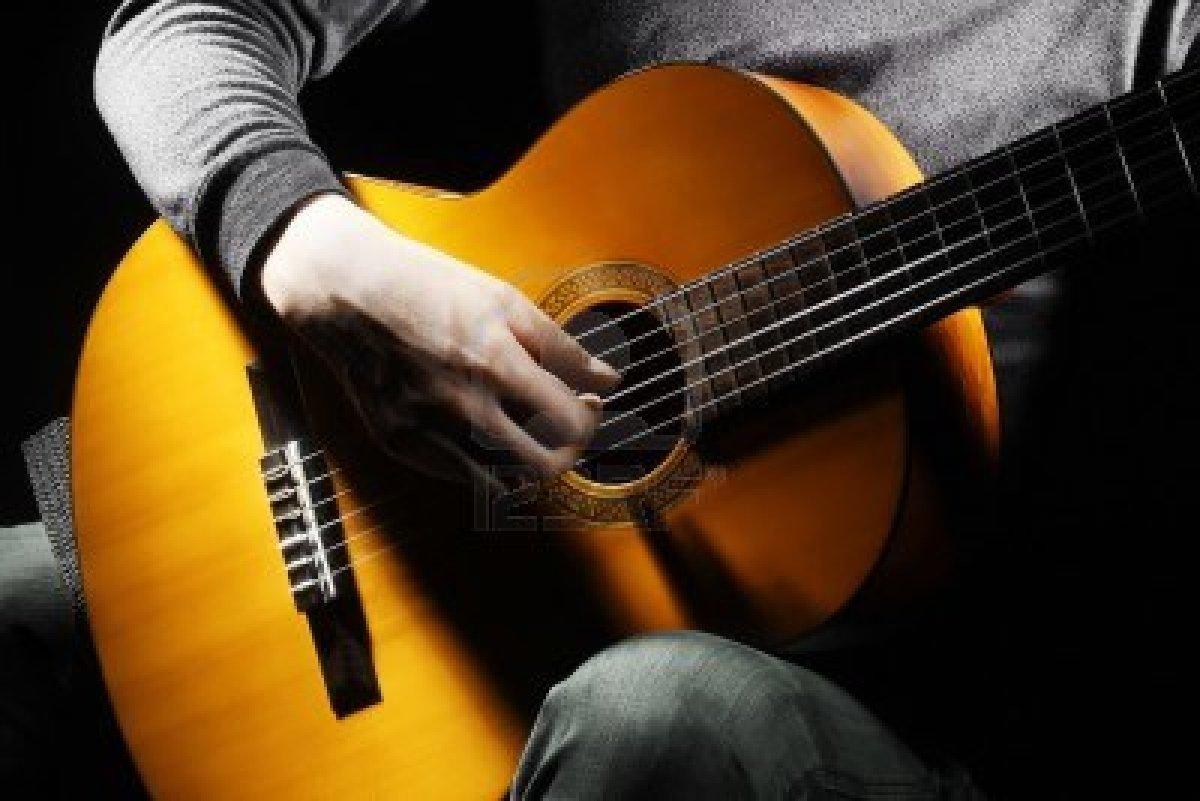 Guitarras febrero 2013 for Guitarras la clasica
