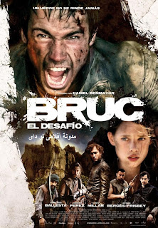 FILM Bruc the Manhunt 2010