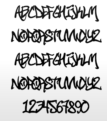 Characters_Graffiti_Alphabet_Letters_Font