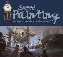 Speed Painting Vol 3 Ebook 3DTotal
