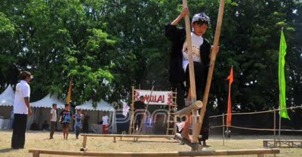 Permainan Tradisional Diminta Dimasukan Dalam Kegiatan Belajar Sekolah