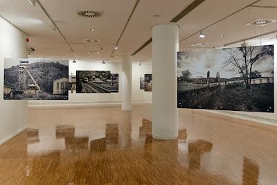 Aprendiendo de las Cuencas. Artefactos de la Memoria. Sala de exposiciones del Banco Herrero de Oviedo