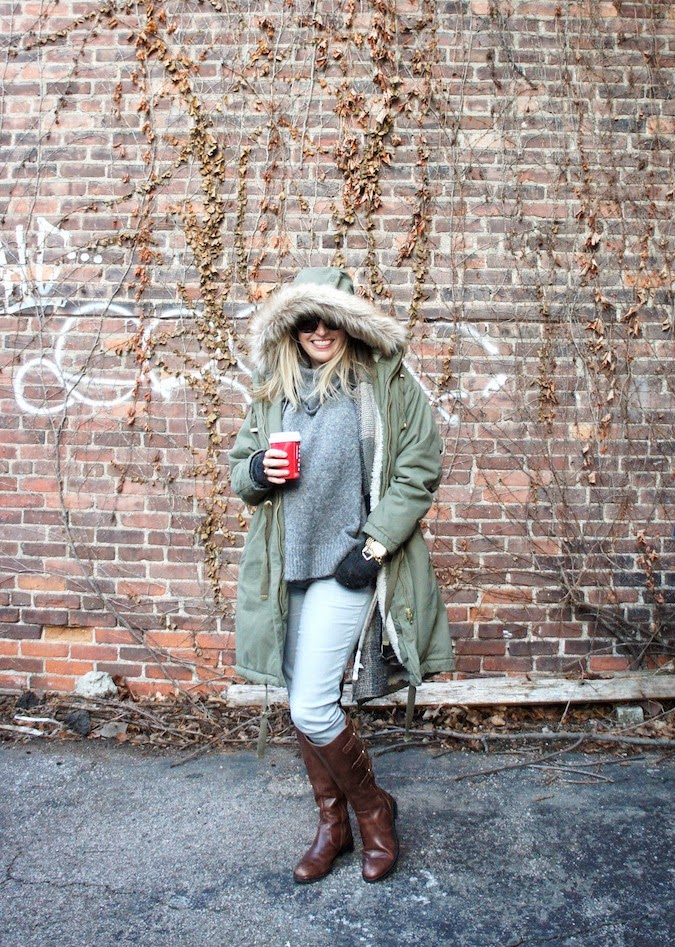what to wear in boston in january