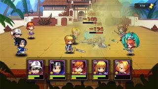 Ninja Heroes APK Mod OFFLINE