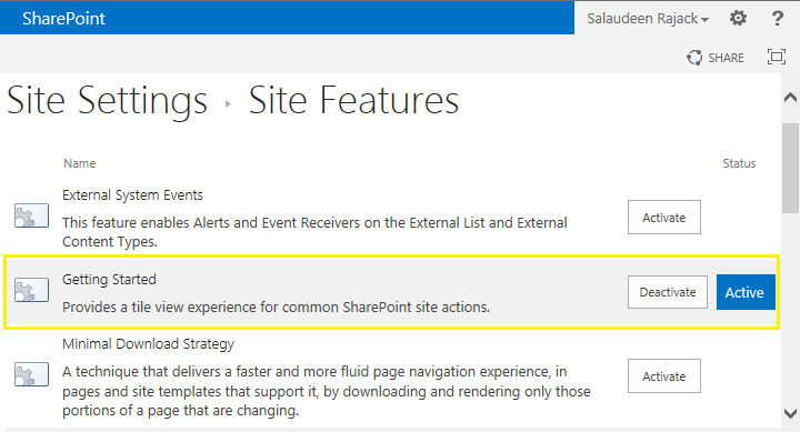 sharepoint 2013 getting started web part edit