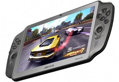archos gamepad tablet videojuegos