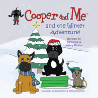 cooper and me a winter adventure cover