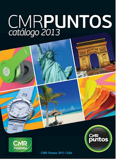 catalogo cmr puntos 2013 chile