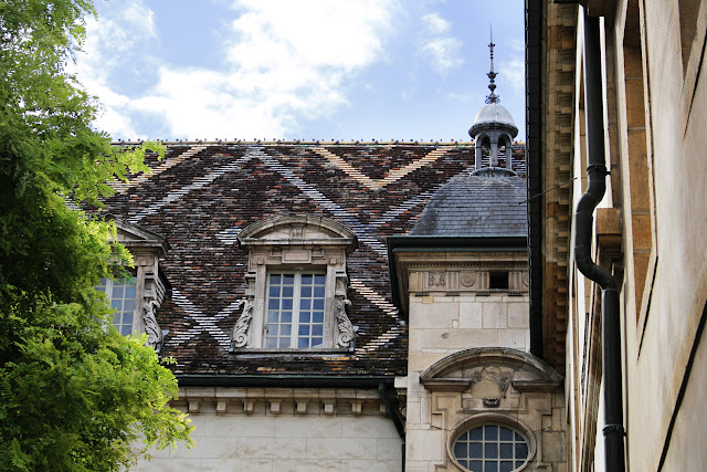 Hotel de Vogüé - Dijon