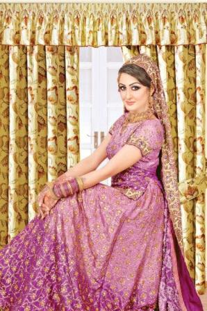 New Pakistani Bridal Wear Collection