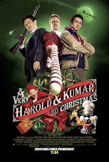 Watch A Very Harold & Kumar 3D Christmas (2011) movie free online