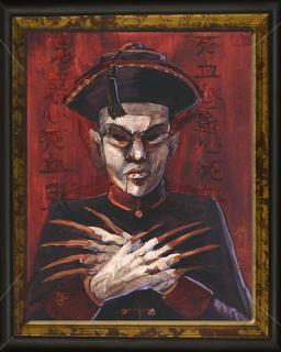 Un temible cadaver resucitado de la cultura china es el Jiang Shi