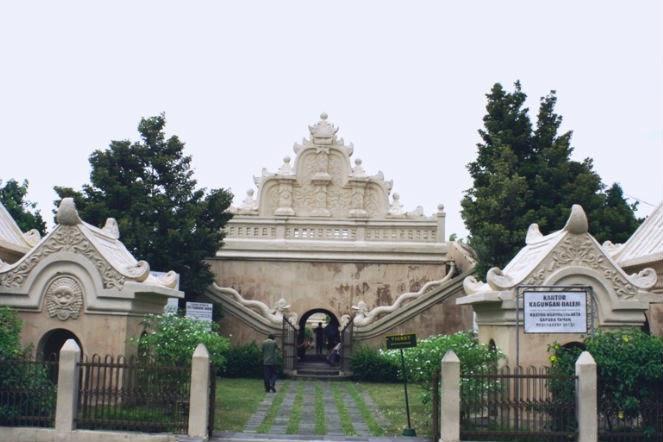 wisata istana air tamansari