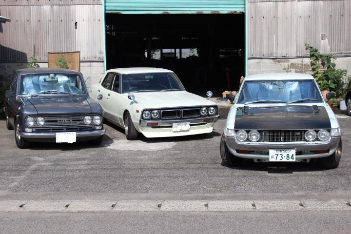 Datsun Bluebird 410, Toyota Celica A20
