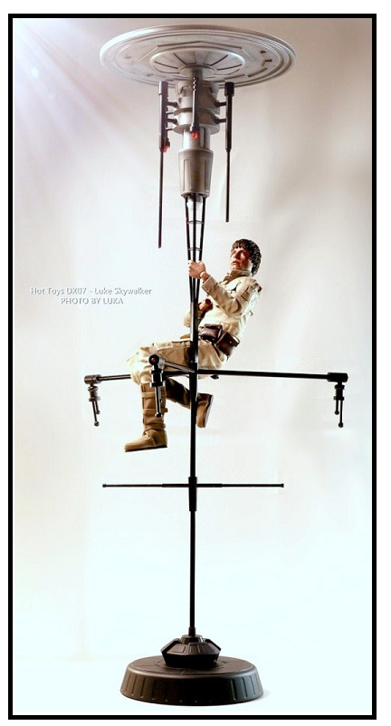 Home Hot Toys Dx07 Star Wars Luke Skywalker Bespin Outfit