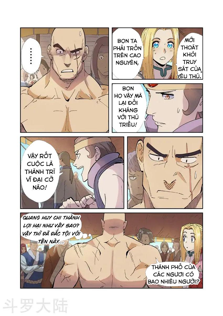 Yêu Thần Ký chap 217 - Trang 8
