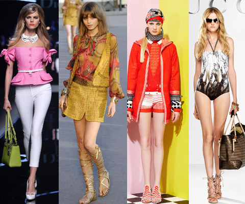 Top 10 80s Fashion Trends Spring Fashion Trends for