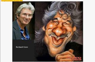 funny image Richard gere