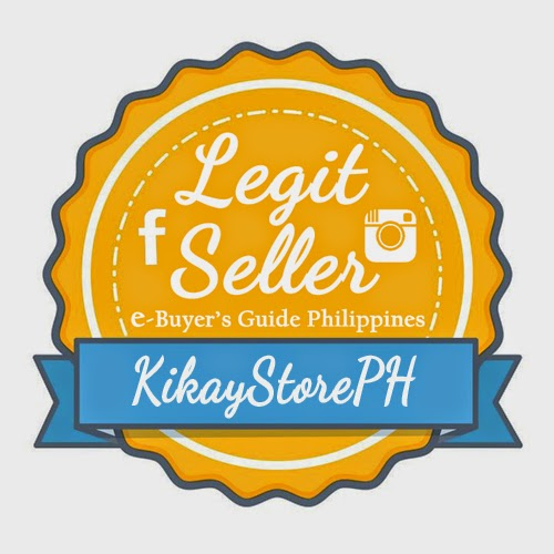 KikayStorePH Legit Seller Badge