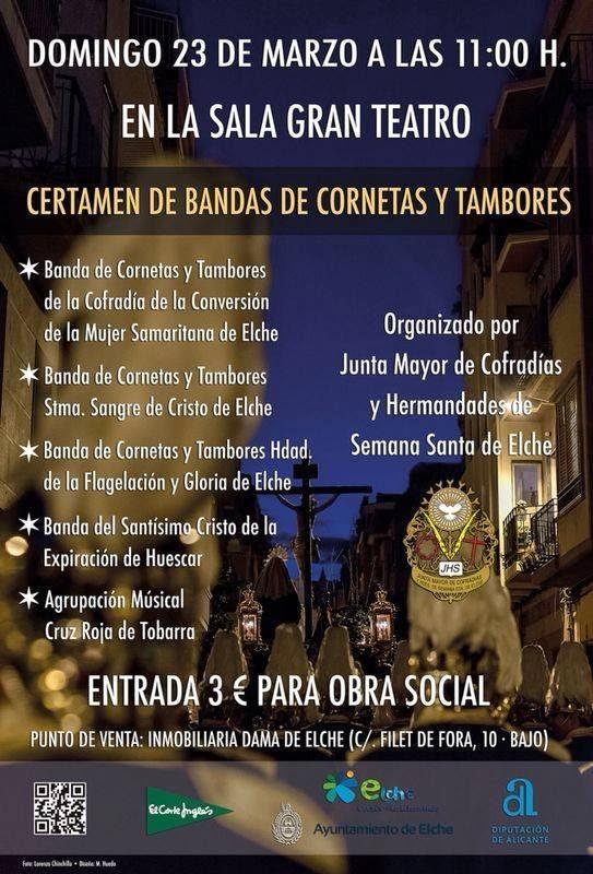 CERTAMEN BANDAS CC Y TT