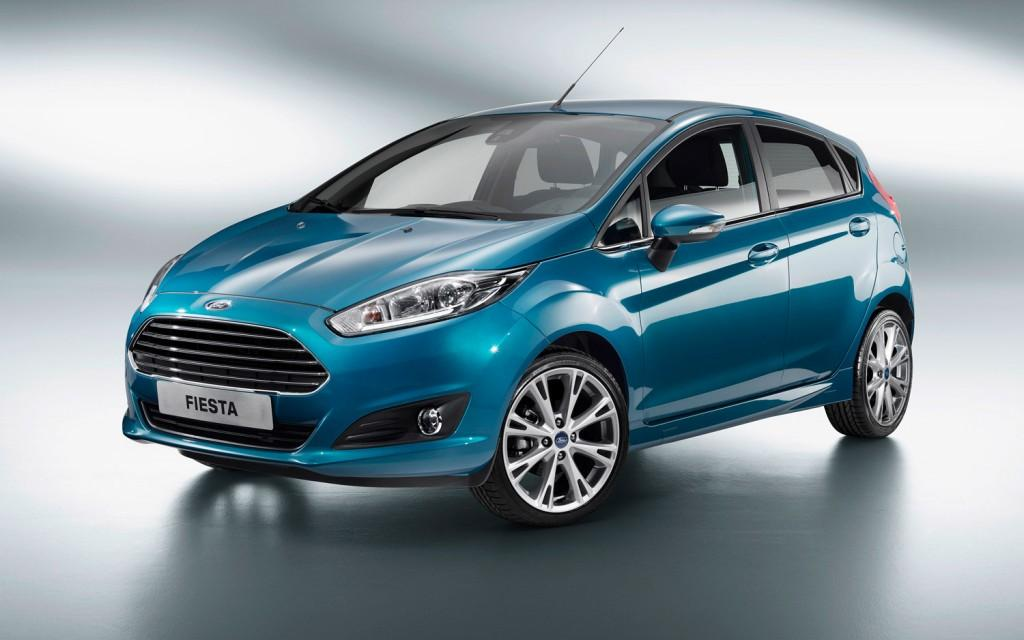 Ford Fiesta Wins Women's World Car of the Year