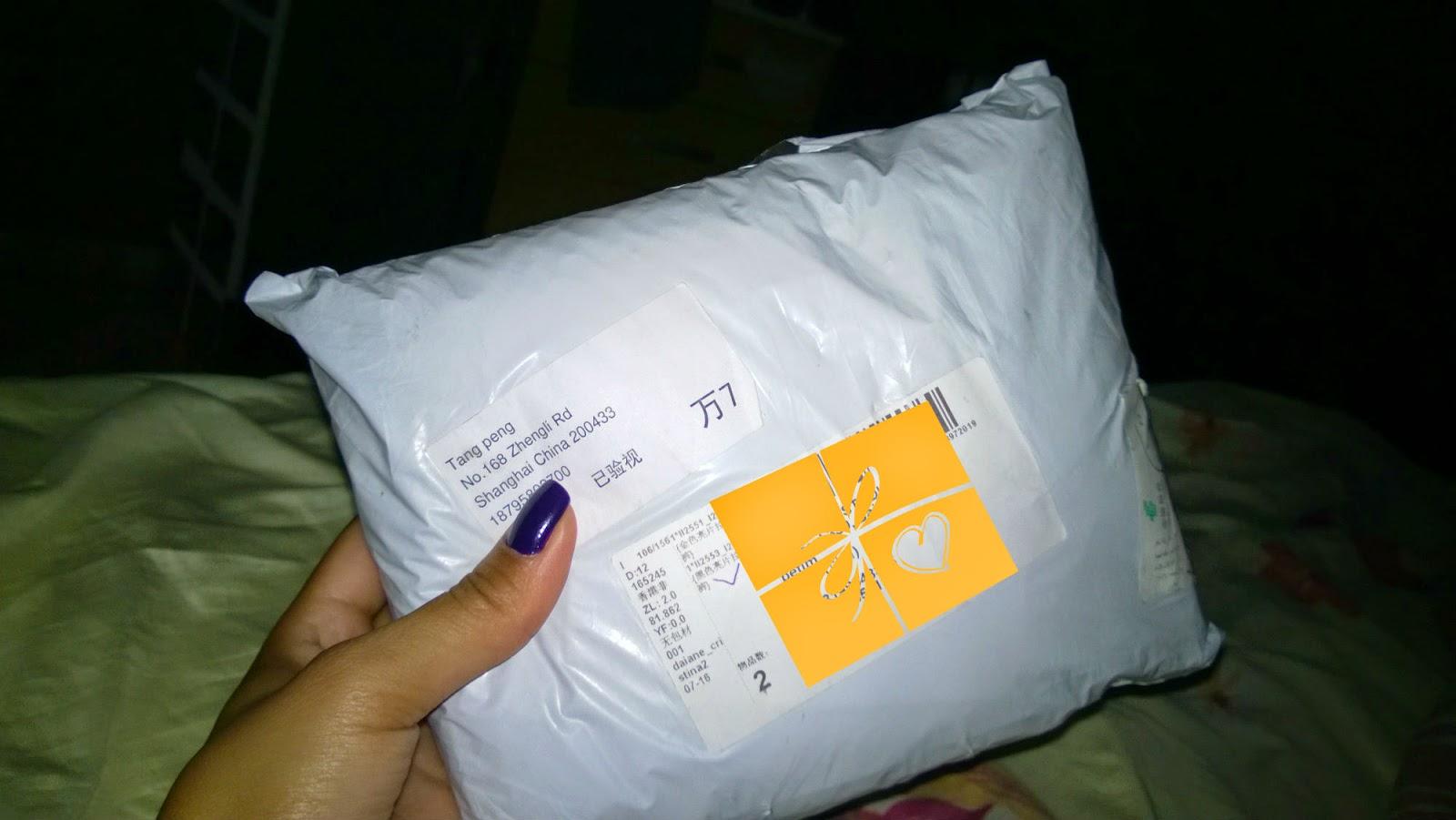 Comprei no Ebay#2 Shorts de Lantejoulas
