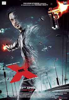 Watch & Download MR. X (2015) Hindi Movie HDTVRip 720P For Free.