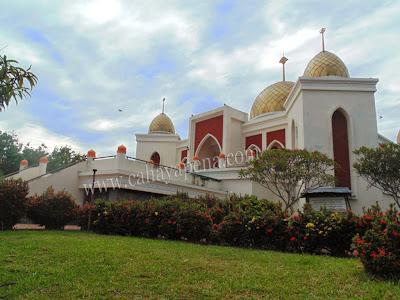 Masjid Agung Baitrahmah Tilamuta, Boalemo