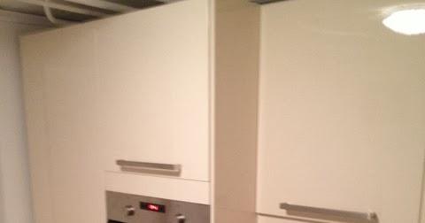 ... , KIKA, Leiner, etc.): IKEA Küche ABSTRAKT - creme - hochglanz