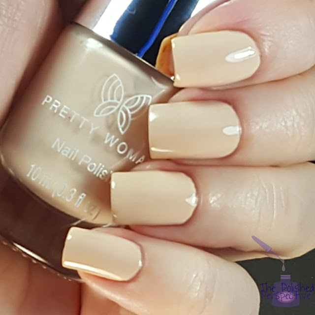 Pretty Woman Rum Raisin swatch