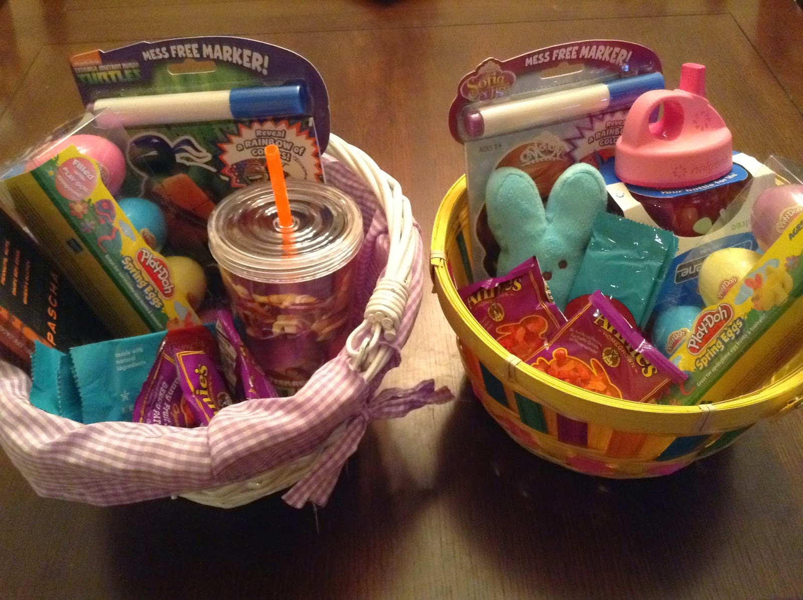 easter basket food allergies