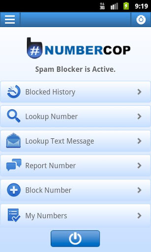Blocking phone calls - Mobile Phone Block kit