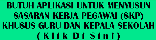 Download SKP Guru dan Kepsek