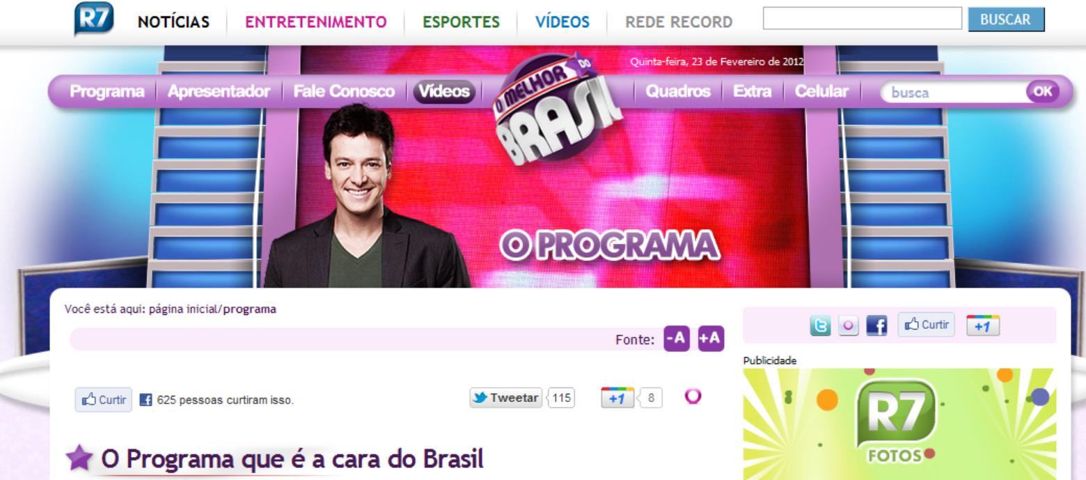 Facebook Brasil Dicas Facebook Autos Weblog