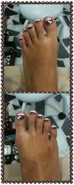 Pamper my Fatty toes!! 3