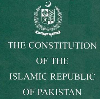 1973 Constitution of Pakistan