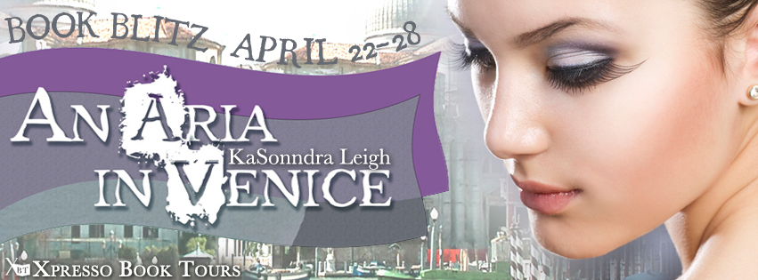 An Aria In Venice Blitz and Giveaway