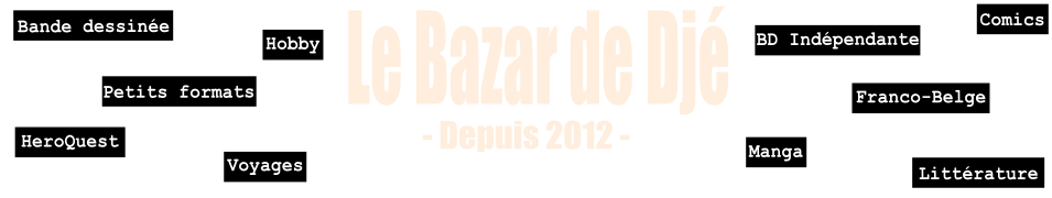 Le Bazar de Djé