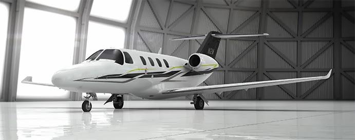 Citation Sovereign+ e Citation M2 recebem certificação do FAA