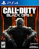 Call of Duty: Black Ops 3 (2015) Cover