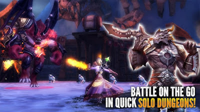 Order & Chaos 2 Redemption 1.0.2a Mod Apk + Data-screenshot-3
