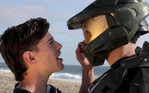 i'm in love with halo 