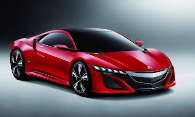 Acura NSX Concept 2012