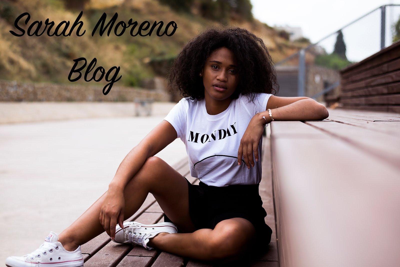 Sarah Moreno's Blog