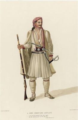 Prima di Grecia e Roma i montanari albanesi venivano chiamati pelasgi , illiri e macedoni (1925)