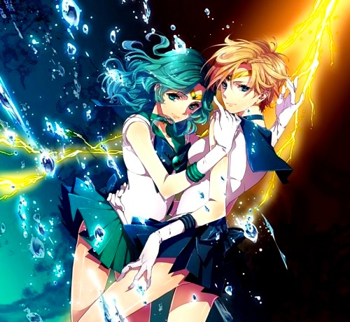 Sailor Neptune Sailor Neptune And Sailor